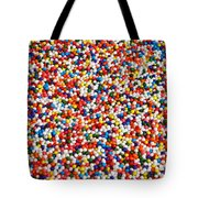 Candy Balls Tote Bag