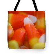 Candy Corn One Tote Bag