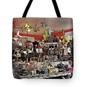 Candy Land Dreams Tote Bag