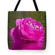 Candy Pink Rose  Tote Bag