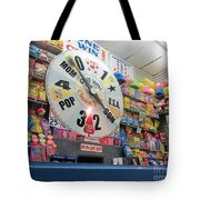 Candy Wheel  -  Seaside Tote Bag
