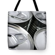 Canned Food Tote Bag