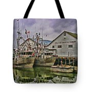Cannery Hdr Tote Bag
