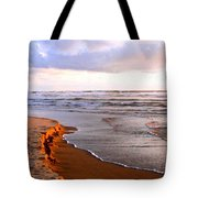 Cannon Beach Painting Tote Bag