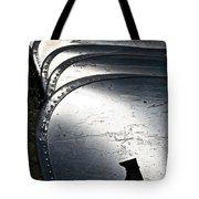 Canoe Row Tote Bag