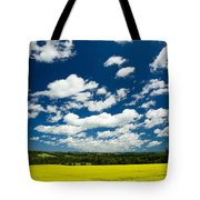 Canola Field, Brookfield, Prince Edward Tote Bag