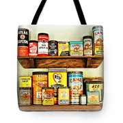 Cans Of Old Tote Bag