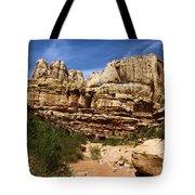 Canyon Castle Tote Bag