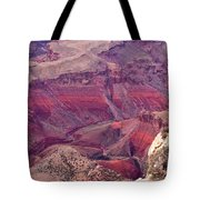 Canyon Colors 2 Tote Bag