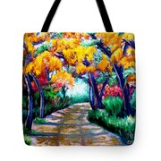 Canyon De Chelly In The Fall Tote Bag