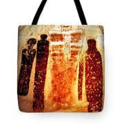 Canyon Ghosts Tote Bag
