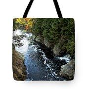 Canyon Light Tote Bag