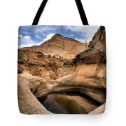 Canyon Pool Tote Bag
