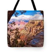 Canyon View IIi Tote Bag