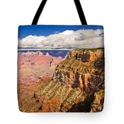Canyon View Iv Tote Bag