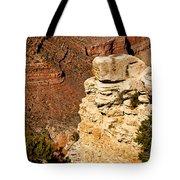 Canyon View V Tote Bag