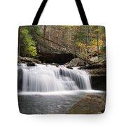 Canyon Waterfall Tote Bag