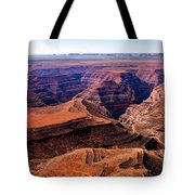 Canyonlands II Tote Bag by Robert Bales
