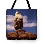 Canyonlands Santa Claus Tote Bag