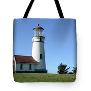 Cape Blanco Lighthouse 1 Tote Bag