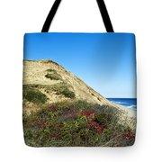 Cape Cod Dune Cliff Tote Bag