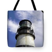 Cape Disappointment Lighthouse 001 Tote Bag