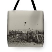 Cape May Morning Tote Bag by Bill Cannon