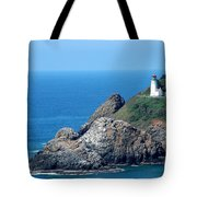 Cape Mears Lighthouse Tote Bag