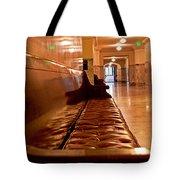Capital Halls Tote Bag