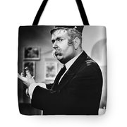 Captain Kangaroo, C1955 Tote Bag by Granger