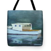 Captain Tom Tote Bag