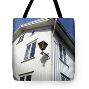 Captain's House Tote Bag
