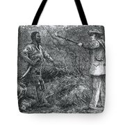 Capture Of Nat Turner, American Rebel Tote Bag