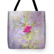 Captured Blossom Tote Bag