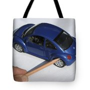 Car Bought From Faa Sales Tote Bag