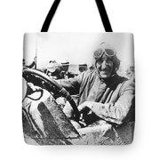 Car Race, 1920 Tote Bag