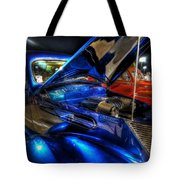 Car Show Tote Bag