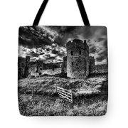 Carew Castle Pembrokeshire 4 Mono Tote Bag