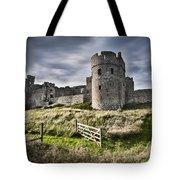 Carew Castle Pembrokeshire Long Exposure 2 Tote Bag