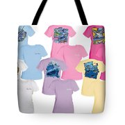 Carey Chen Fine Art Ladies Clothing Tote Bag
