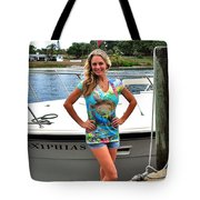 Carey Chen Ladies Clothing Tote Bag