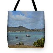 Caribbean Cove Tote Bag