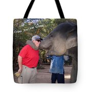 Caring Thank You Tote Bag