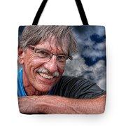 Carl - No Make That Mark Tote Bag