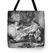 Carl Linnaeus, Swedish Botanist Tote Bag