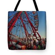Carnival - An Amusing Ride  Tote Bag