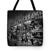 Carnival - Game-a-rama Tote Bag by Mike Savad