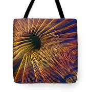 Carnival Abstract Lights Tote Bag