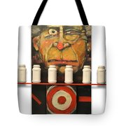 Carny With Type Poster Tote Bag