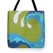 Carolina Wave Tote Bag